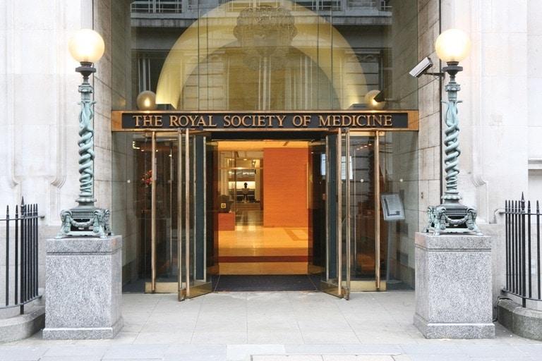 cosmetic training at royal society medicine