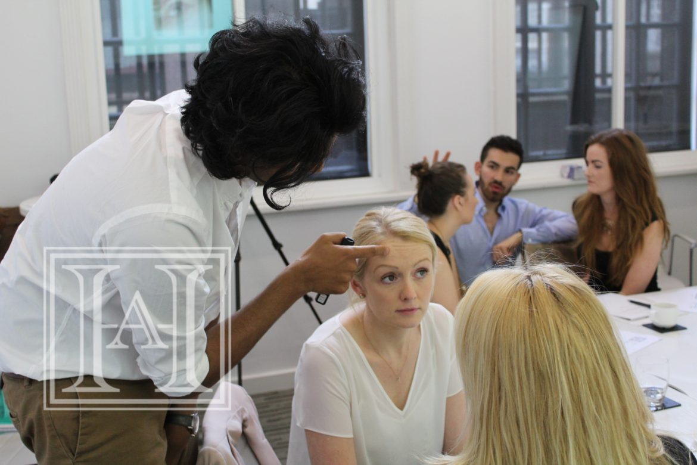 botox training session vik