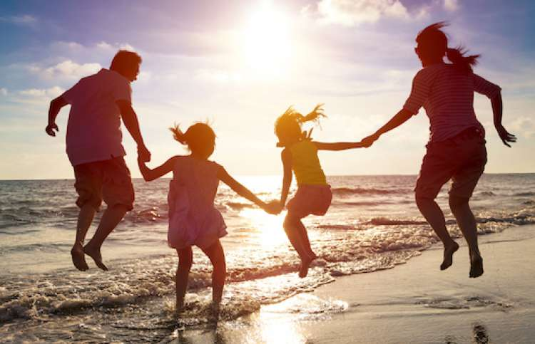 Valuing free time with your family