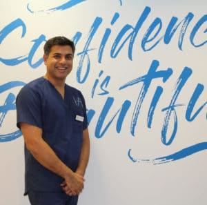 Nish Patel, Aesthetic Practitioner