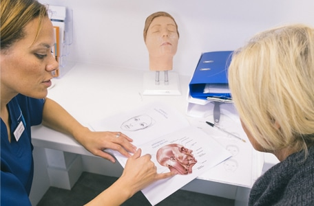 Lower Face Masterclass at Harley Academy Aesthetic Training for Level 7s