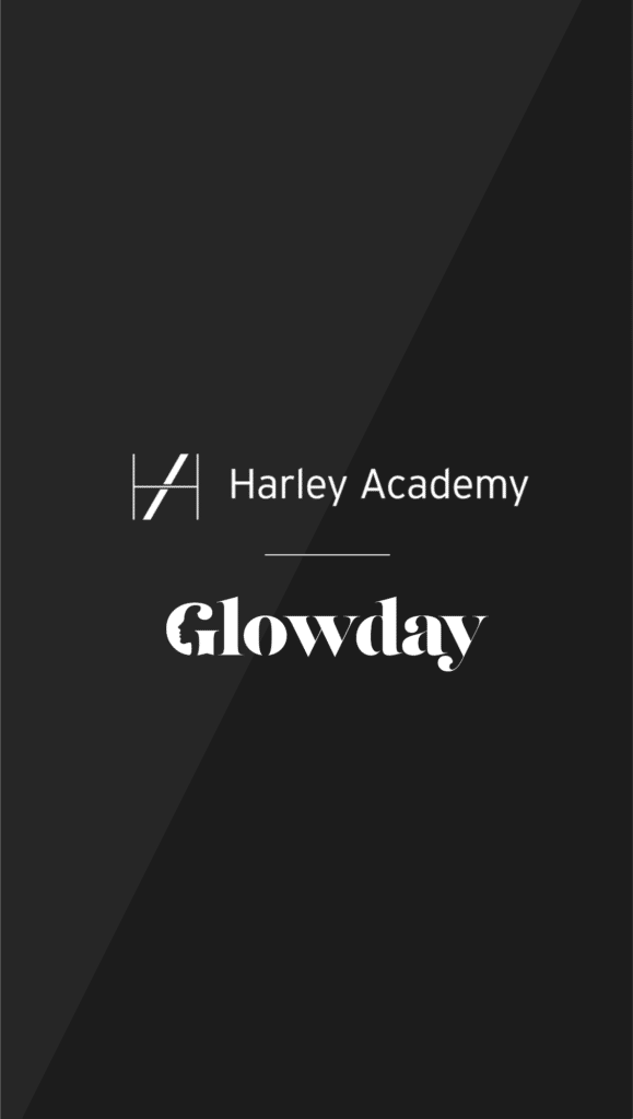 Harley Academy and Glowday have partnered to help our Level 7 students grow their practices