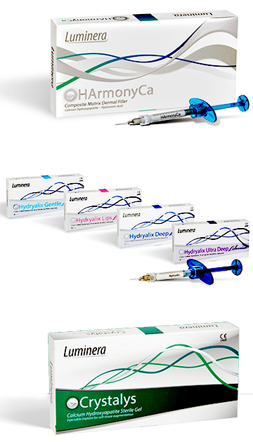 Luminera new injectable treatments dermal fillers - Harley Academy aesthetic medicine training courses