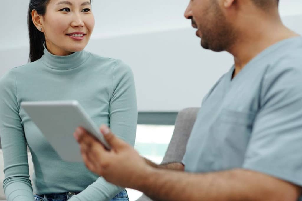 BOX Patient Consultation - Aesthetics Courses - Harley Academy Aesthetic Medicine Training