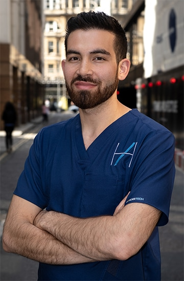 Dr Tristan Mehta - Harley Academy Aesthetic Medicine Training Courses - Aesthetics - Injectables Specialist UK