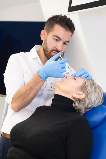 Harley Academy Aesthetic Medicine Training Courses - Aesthetics Course - Botox - Injectables