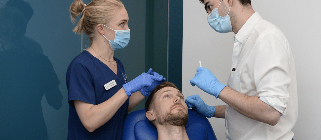 Aesthetic Treatments for Men - Brotox - Injectables - Harley Academy Aesthetic Medicine Training Courses
