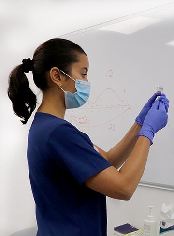 Dr Jess - Complications Management - Botox - Injectables - Harley Academy Aesthetics Training Courses