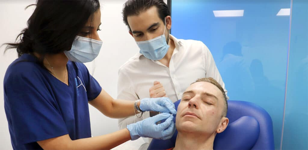 Dr Tristan Mehta Aesthetics KOL Harley Academy Aesthetic Medicine Courses - Injectables Specialist - STORY Clinic London
