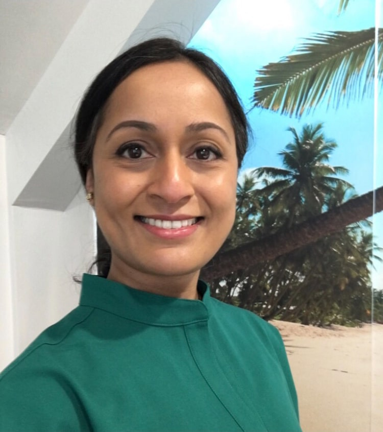 Harley Academy Student Testimonial - Dr Rita Nandi - COMMA medical aesthetics community app interview