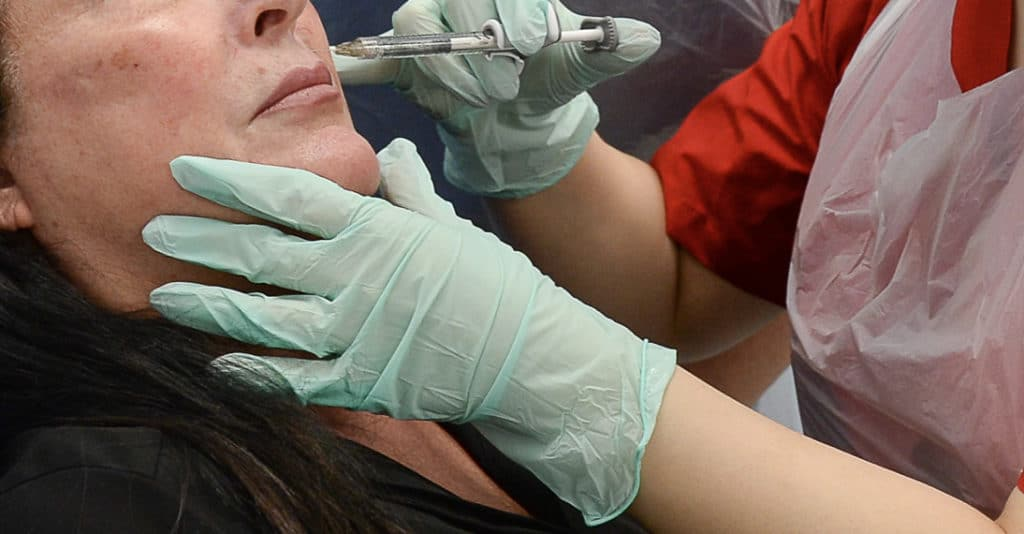 Non-Surgical Facial Feminisation Injectable Treatments - Aesthetics for MTF Transgender Women - Harley Academy Aesthetic Medicine Training Courses