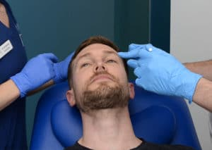 BOX BROTOX botox for men - guide to administering botulinum toxin to male patients - Harley Academy Aesthetic Medicine Training Courses