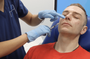 BOX Cheek Filler injecting advice Harley Academy aesthetic training courses