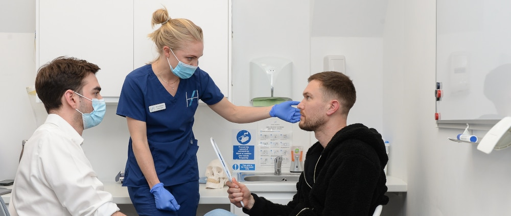 Avoiding disappointing filler results The Level 7 Diploma course includes 1:1 training that will teach you every element of the patient journey from consultation to follow-up.