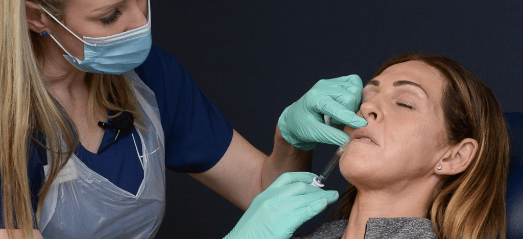 how to prevent lumps from filler - lip fillers harley academy aesthetics training