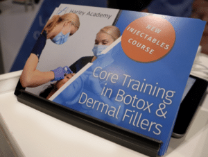 BOX Harley Academy Core Training in Botox and Dermal Fillers new aesthetic medicine course